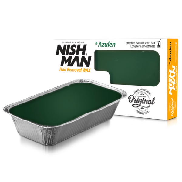 NISHMAN KALIP SİR AĞDA 500 ML - AZULEN / NATURAL / SİYAH